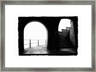 Foggy Day H-1b Framed Print by Mauro Celotti