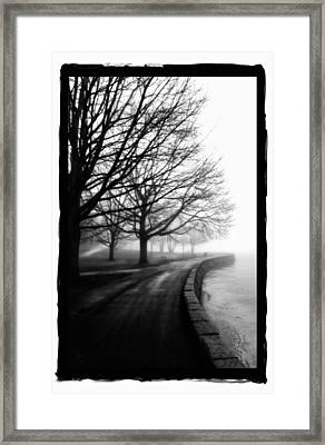 Foggy Day V-5 Framed Print by Mauro Celotti
