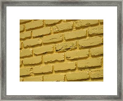 Follow... Framed Print by George Crawford