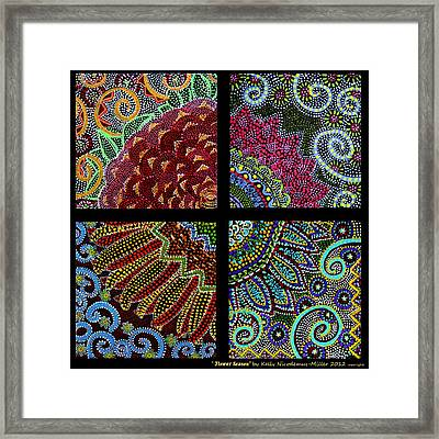 For All The Seasons Framed Print