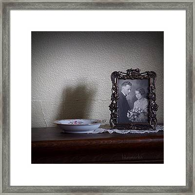 For Better, For Worse Framed Print