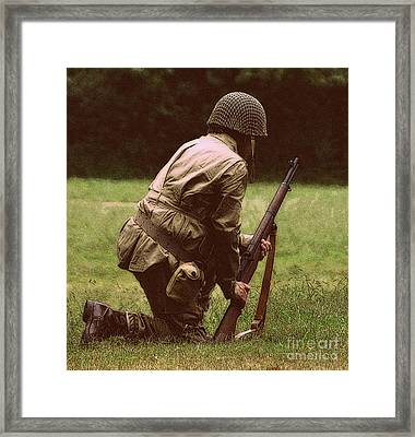Framed Print featuring the photograph For Freedom by Lydia Holly