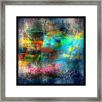 For Him Framed Print by Monroe Snook