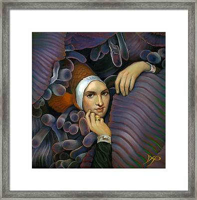 For I Have Finned Framed Print