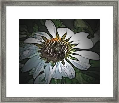 For Your Love Framed Print