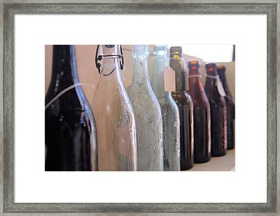 For Your Review Framed Print by
