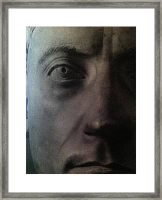 Forced Ambition  Framed Print by Paul Washington