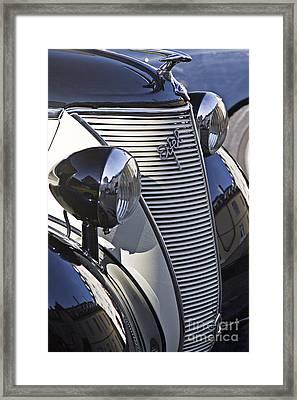 Ford Eifel Cabrio 1939 Classic Car Framed Print by Heiko Koehrer-Wagner