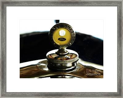Ford Glamor 1931 Framed Print by Steven  Digman