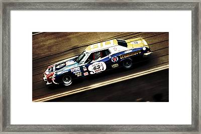 Ford Gran Torino Framed Print by Phil 'motography' Clark
