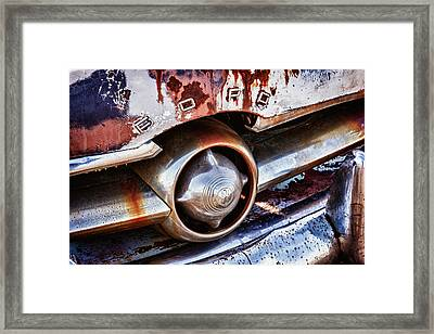 Ford Framed Print by Richard Steinberger