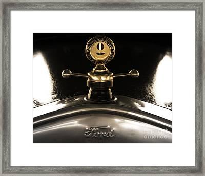 Ford's Beauty Framed Print by Steven  Digman