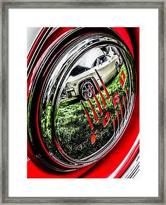 Fords Framed Print by Pattie  Stokes