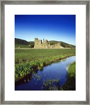 Fore Abbey, Co Westmeath, Ireland Framed Print by The Irish Image Collection