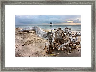 Drifting Memories Framed Print by Betsy Knapp