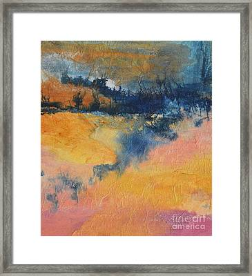 Forest Edge Framed Print