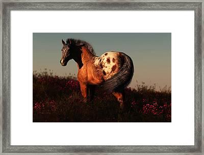Forever Free Framed Print by Melissa Krauss