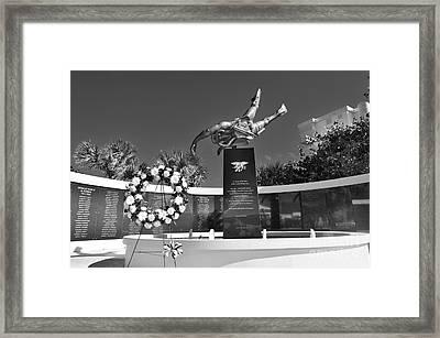 Forever Hooyah 2 Framed Print