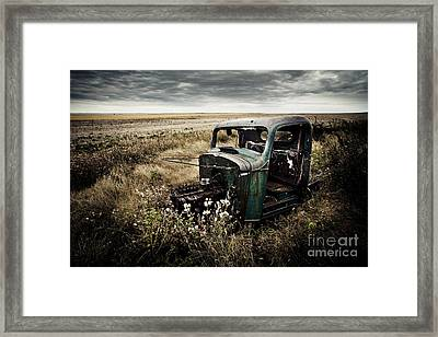 Forgotten Ford Framed Print