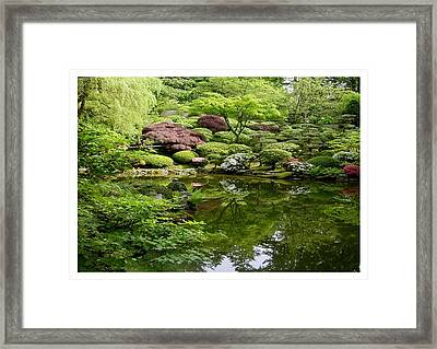 Framed Print featuring the photograph Formally Yours by Frank Wickham
