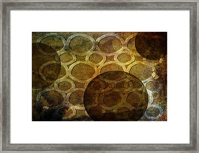 Formed Framed Print by Angelina Vick