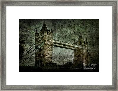 Former Sanctions Framed Print by Andrew Paranavitana