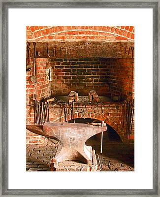 Fort George 27 Framed Print by Cyryn Fyrcyd