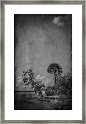 Fort George River Framed Print
