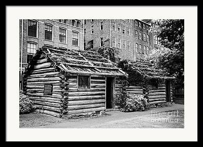 Tennessee Historic Site Framed Prints