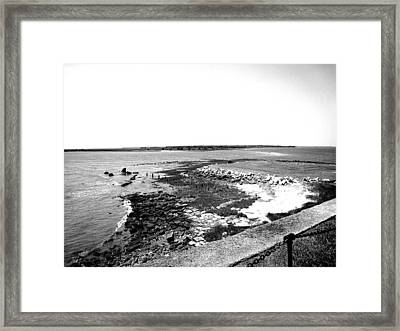 Fort Sumter Framed Print