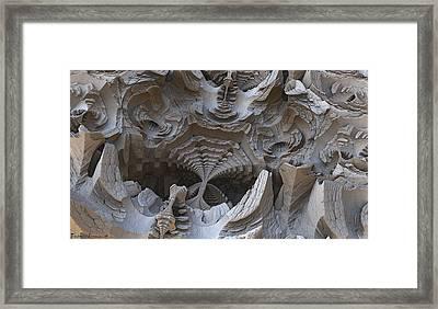 Fossils. Framed Print by Tautvydas Davainis