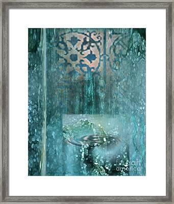 Fountain Of Life Framed Print
