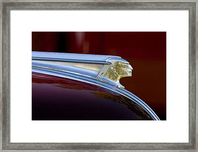 Four Fender Duo II Framed Print by Marie-Dominique Verdier