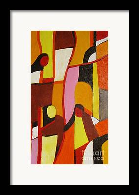 Recent Work 2011 Framed Prints