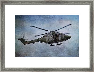 Fours Up Framed Print by Dave Godden