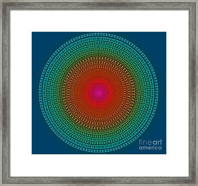 Fragile And Warm Framed Print by Atiketta Sangasaeng