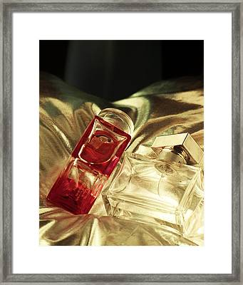 Fragrance Framed Print