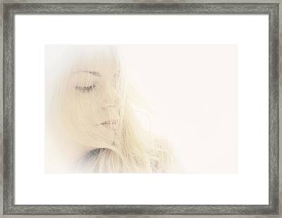 Frailty Framed Print by Dusica Paripovic