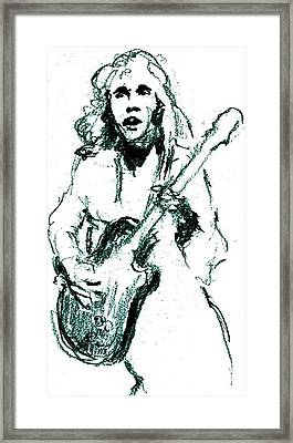 Frampton Framed Print by David Ritsema