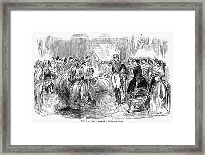 France: Imperial Prince Framed Print