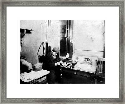 Francesco Forzaro, From Caption 313 E Framed Print by Everett