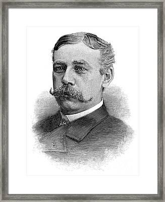 Francis E. Warren (1844-1929) Framed Print by Granger