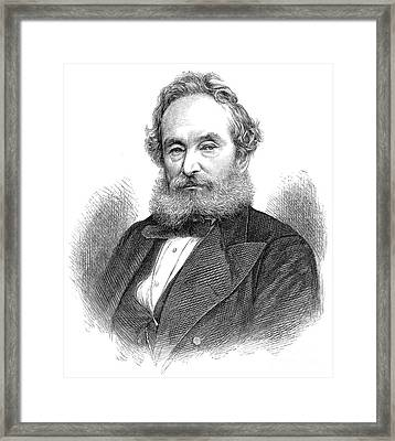 Francis Pettit Smith Framed Print by Granger