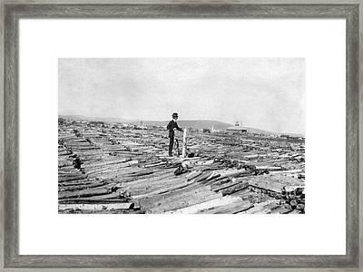 Frank G. Carpenter (1855-1924) Framed Print by Granger