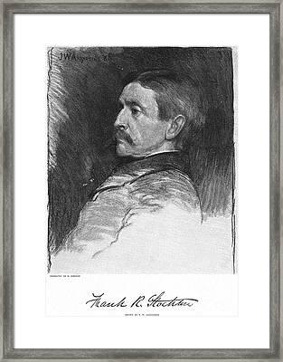 Frank R. Stockton Framed Print