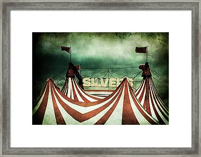 Freak Show Framed Print