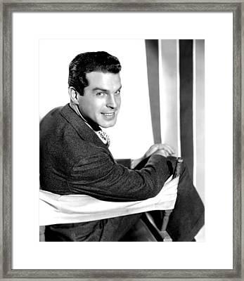 Fred Macmurray, 1935 Framed Print by Everett