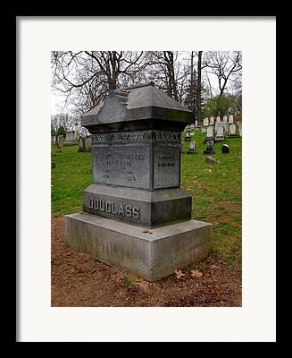 Rederick Douglass Framed Prints