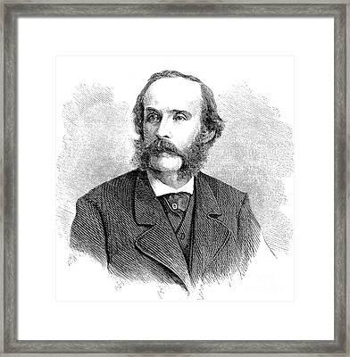 Frederick Edwin Church Framed Print