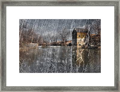 Fredonia Mill Framed Print